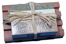 explore our products / handmade organic soaps & body care / by a wild soap bar LLC