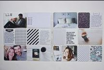 documenting. / project life scrapbooking / by Rachel Del Grosso