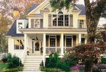 Dream Home / by Chelsea Clem
