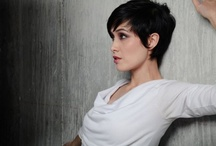 Short Hair Styles I Love / by Vickie Bailey