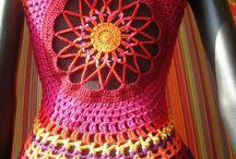 Crochet@shrugs,tops / by Shubhangi Swaroop