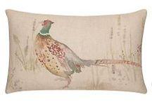 Cushions / throw ideas / by Joanna Butler