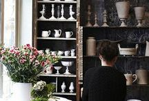 interior styling / Beautifully arranged objects + creative diy decorating ideas. / by Laura Gaskill