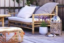 patios + porches / by Laura Gaskill