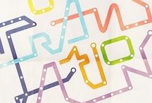 Graphic / Graphic design, layout, communication / by Cristina Moret Plumé