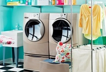 laundry room / by Cindy Reed