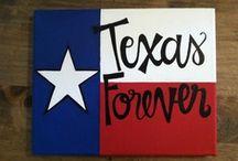 Texas & Baylor / by Hannah Feiner