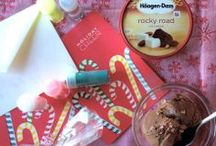 Häagen-Dazs for the Holidays / 'Tis the season! Savor the holidays with memorable moments and recipes featuring your favorite flavors of Häagen-Dazs® ice cream. / by Häagen-Dazs