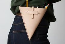 Bags & Purses / Stylish bags, handbags, totes, baskets, purses,...  / by Cristina Moret Plumé