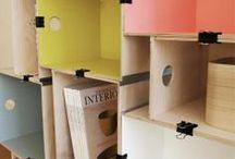 Furniture / Chairs, tables, desks, sofas,... / by Cristina Moret Plumé