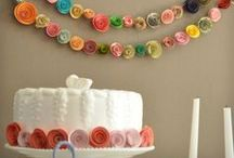 Celebrate Good Times! / Ideas For Birthdays and Celebrations! / by Amber Lia
