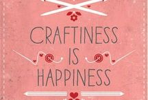 Craftiness / by Debbie Linton