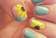 Nailed It / Pretty nails for different occasions! / by Abigail Altamirano