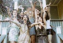 Bridesmaids / by Leora N