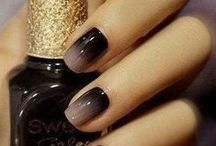 Mani-Pedi Perfection! / My favorite nail polish colors and designs for a chic finish! / by Amber Lia
