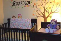 Nursery / by Leslie Larimore