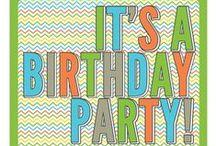 Celebrate | Birthdays / by Sarah Terry