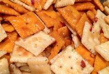 Recipes | Snacks / by Sarah Terry