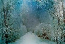geamhradail (wintry) / snow / by deirdre lee