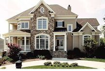 Dream Homes and Home supplies / by Hadley Cawthorne