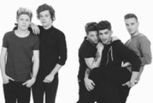One Direction <3 :) / by Bethanie Trees