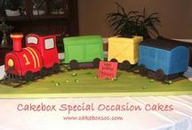 Train Party Ideas / All aboard for great train party ideas!  Choo Choo! / by Michelle Wise @ That Party Chick