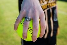 Softball <3 / by Bethanie Trees
