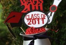 Graduation Party Ideas / Celebrate a graduate in style! / by Michelle Wise @ That Party Chick