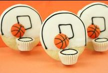 Basketball Party Ideas / Basketball party ideas perfect for a birthday celebration, March Madness, or NBA Finals! / by Michelle Wise @ That Party Chick