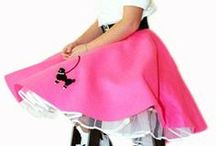 50's Sock Hop Party Ideas / Rock Around the Clock with a 50's themed sock hop for the kids or a 50th birthday party for the grown-ups!   / by Michelle Wise @ That Party Chick