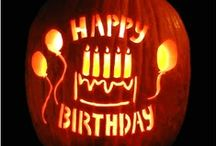 Halloween Birthday Party Ideas / Exciting ideas for celebrating a Halloween Birthday! / by Michelle Wise @ That Party Chick