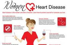 Women's Heart Health / Cardiovascular disease is the leading cause of death for women and men. It affects more women than men and nearly 43 million American women live with some form of it. Raising awareness can help more women get the treatment they need. / by Texas Heart Institute