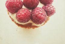 Food  / by Eliza Morawska {white plate}