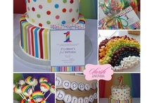 Rainbow Party / by Donna Martin || Swish Printables