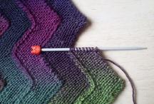 sew knitting / by Karen Daam