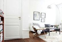 Living room-1 / by Eliza Morawska {white plate}
