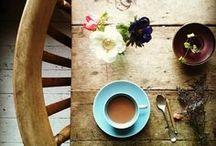 Eating / by Eliza Morawska {white plate}