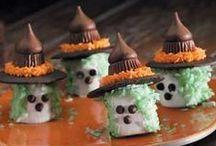 Halloween Recipes / Scary, Halloween themed recipes.  / by SwimWays