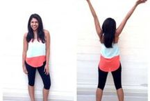 Uniquely Lorna Jane!  / Take your outfit from fit to fab. Check out Lorna Jane's new line: Uniquely Lorna Jane! http://lornajane.com/uniquelylj #uniquelylj #sweatpink / by Fit Approach