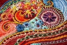 Embroidery and Xstitch / by Jamie Toohey