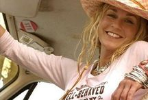 """Country Girl / """"You boys ever met a real country girl?"""" / by Rene' Vurraro"""