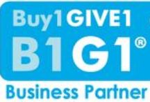 Buy 1 Give 1 / Business For Good. B1G1 is a Business Giving Program that gives businesses worldwide the power to change lives, just by doing what they normally do. Visit us at www.B1G1.com / by Adam Houlahan