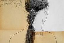 Illustrations / Illustrations surtout, mais aussi tableaux d'art ou dessins. / by Lili Paris