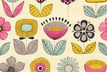 Patterns, imprimés / by Lili Paris