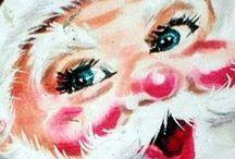 Ho Ho Ho !!! Santas / by Carla Powell