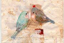 Oiseaux et papillons / by Lili Paris