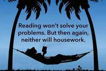 Books Books Books! / by Courtney Buell Whittington