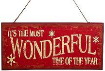 Christmas / by Courtney Buell Whittington
