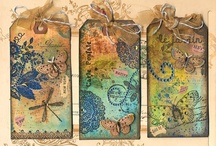 Crafts ~ Cards/Tags, Prima Dolls / by Robin Mundy