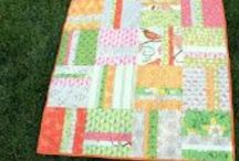 Quilting  / by Courtney Buell Whittington
